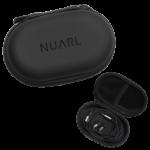 NUARLからオリジナルイヤホンケースを付けた 有線Hi-Resイヤホンセットが数量限定発売