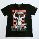 「伝説の拳」と呼ばれた男、それがブランコ・シカティック!初代K-1 GRAND PRIXチャンピオンのTシャツが新登場!全盛期のシカティックの雄姿をデザインを目に焼き付けろ!