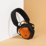 V-MODAの本格スタジオ・モニター・ヘッドホン「M-200」を好みの色にカスタマイズできるシールド・キット発売
