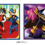 「ロックマン エグゼ」と「超魔界村」のトレーディングカード用スリーブやマットなど各種発売!