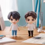 タイドラマ『2gether』から、「サラワット」と「タイン」がデフォルメフィギュア「ねんどろいど」になって登場!