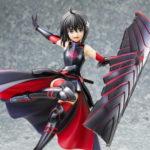 TVアニメ『痛いのは嫌なので防御力に極振りしたいと思います。』より、黒薔薇ノ鎧を身にまとった「メイプル」のフィギュアが登場! 豪華特典付きの特装版も発売決定!