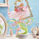 CLAMPが描き下ろした『カードキャプターさくら』の「木之本桜」がフィギュア化!
