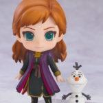 大ヒット映画『アナと雪の女王2』より姉思いの妹「アナ」が新衣装でねんどろいど化!