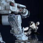 【ジャンクハンター吉田 コメント付き】圧倒的クオリティで再現!合金フィギュア「ロボコップ」とプラスチックモデル「ED-209」が同時リリース