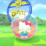 10月7日(木)発売の『たべごろ!スーパーモンキーボール 1&2リメイク』DLCとして、「ハローキティ」のゲストキャラ参加が決定!「ハローキティ紹介映像」を公開!