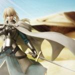 劇場版「Fate/Grand Order -神聖円卓領域キャメロット-」より放浪の騎士『ベディヴィエール』1/8スケールフィギュアが新登場―!