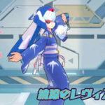 『ロックマンX DiVE』 浴衣姿のレヴィアタン初登場!「2021納涼!夜森に灯る祭提灯 納涼のレヴィアタン」カプセル開催!