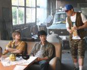 映画『影踏み』山崎まさよしをとりまく魅力的な俳優陣の姿を初公開