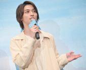 映画『いなくなれ、群青』横浜流星、映画の神様が現れ雲の上で奇跡体験!